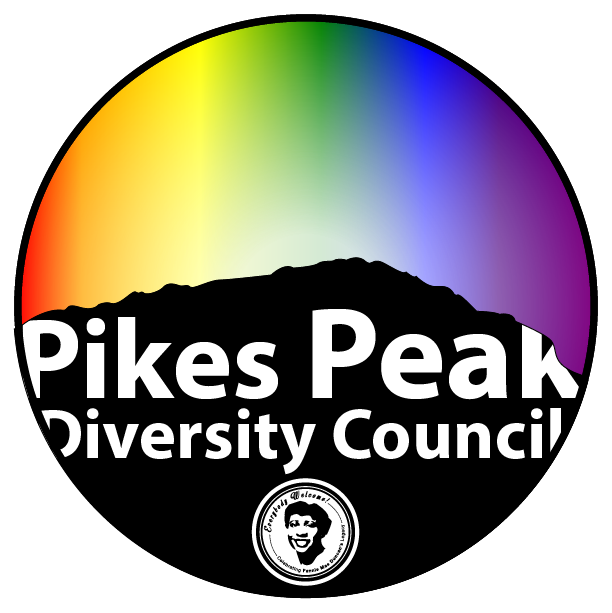 Colorado Springs Utilities Pikes Peak Diversity Council Logo