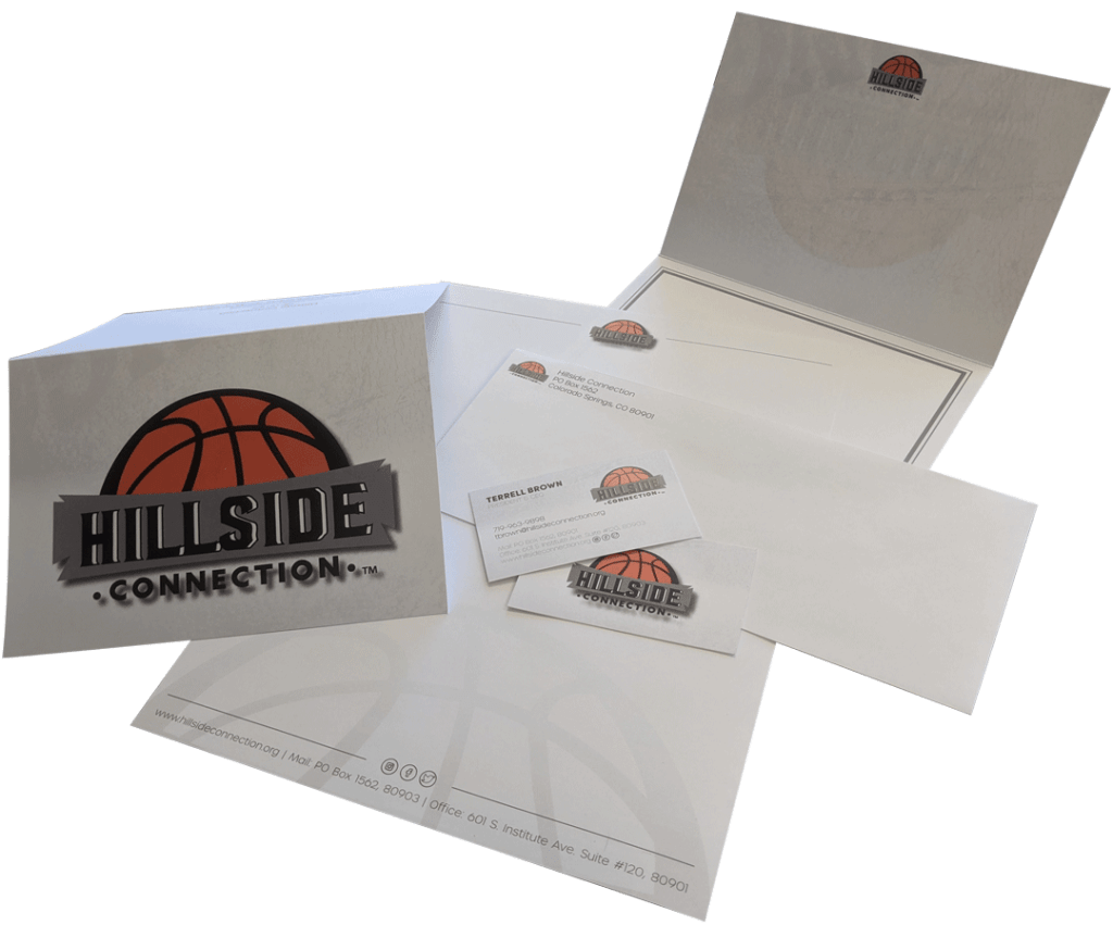 Hillside Connection Stationary Collection